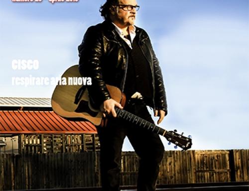 Cisco in copertina sul web magazine Tracks !