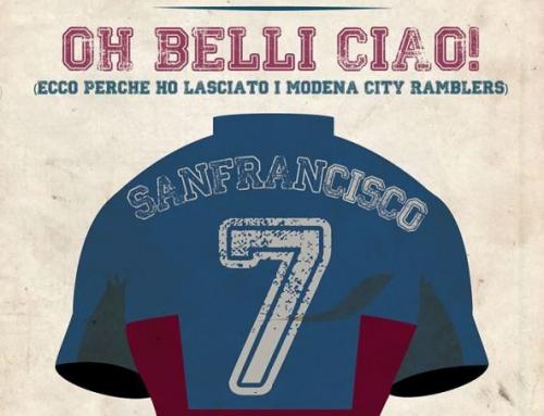 """E' di nuovo disponibile l'autobiografia di Cisco """"Oh Belli Ciao"""", alla pagina bancarella!"""
