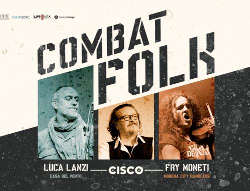 """Grandi sorprese in casa Cisco, a novembre parte il nuovo tour acustico """"Combat Folk"""""""