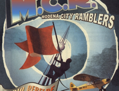 E' arrivato il momento anche di Radio Rebelde, in vinile colorato in limited edition!