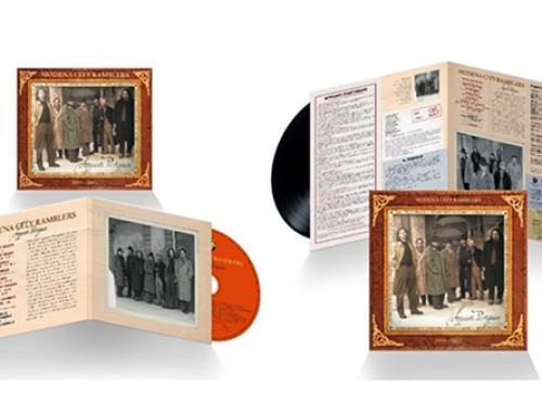 Appunti partigiani , finalmente di nuovo disponibile nella nuova versione rimasterizzata in formato doppio vinile e CD digipack