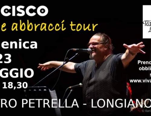 Finalmente si torna a suonare su di un palco, Domenica 23 maggio saremo al teatro Petrella di Longiano FC,