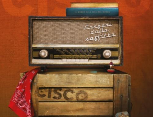 Il 29 ottobre esce in tutti i negozi e sui digital store il nuovo disco di Cisco, Canzoni dalla soffitta!