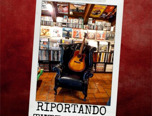 """Il 15 ottobre è uscito su tutti i digital store il nuovo singolo tratto da """"Canzoni dalla soffitta"""" dal titolo: Riportando tutto a casa !"""